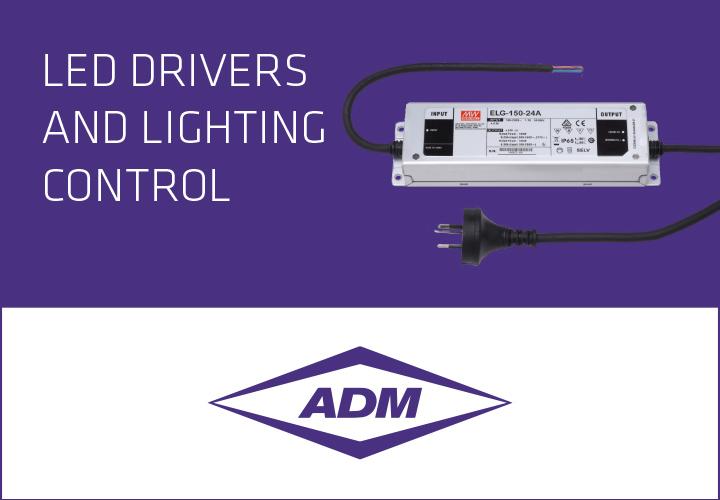 ADM LED Drivers