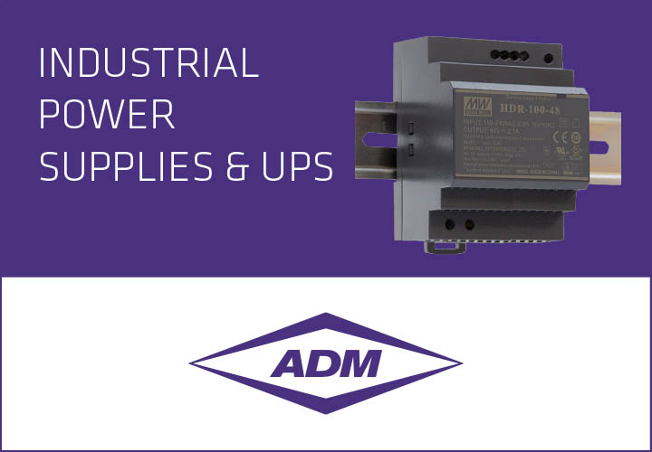 ADM Power Supplies
