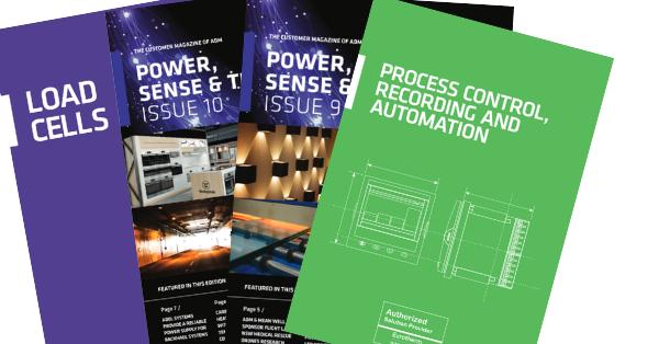 ADM Print Publications