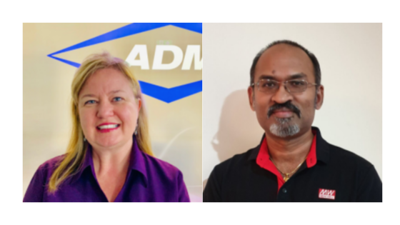 ADM welcomes new team members