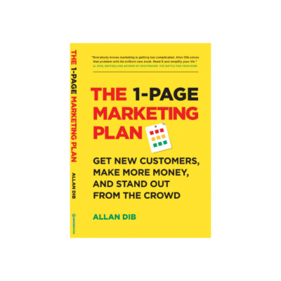 Book review The 1-Page Marketing Plan