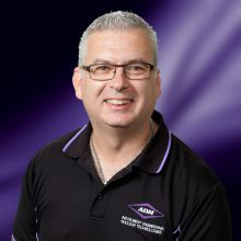 Stephen Lilley ADM Marketing Manager