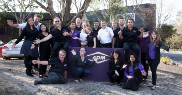 ADM a welcoming team