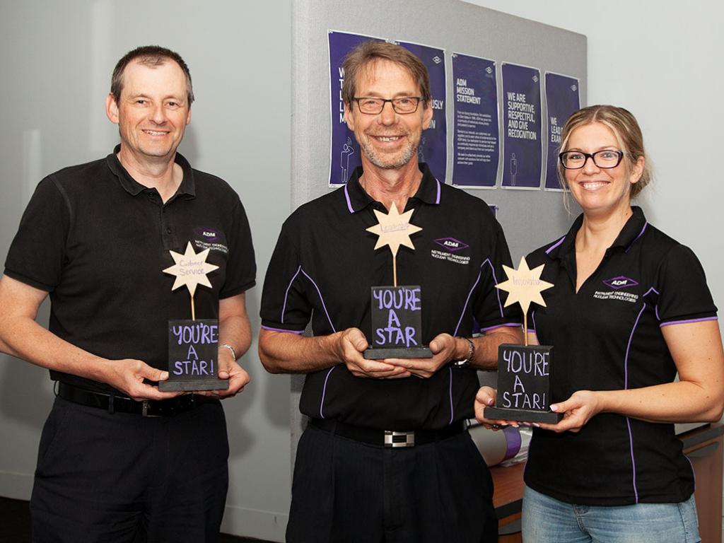 ADM Company Award Winners